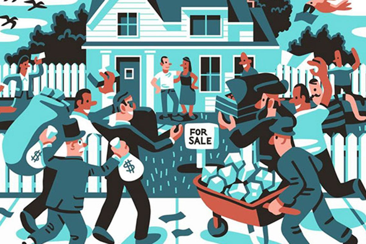 A seller's market … but  for how much longer?